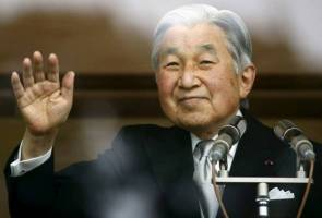 Jepun lulus rang undang-undang benarkan Maharaja turun takhta