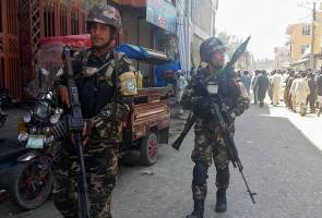 Sekurang-kurangnya 113 militan maut di Afghanistan