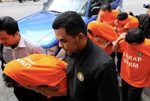 Five ZPP officers released on MACC bail