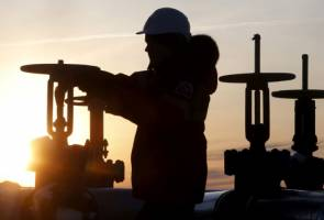 Harga minyak global menyusut 5 peratus