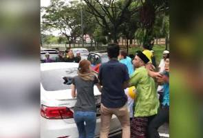 Four men arrested over Taman Austin Perdana surau commotion