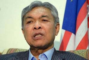 Dual citizenship holders will lose M'sian citizenship - Zahid