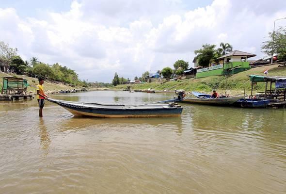 73 'laluan tikus' dikenal pasti sepanjang sempadan Narathiwat
