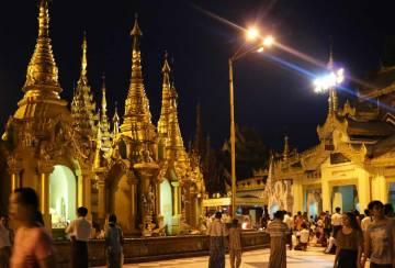 U Phyo Min Thein: Ketua Menteri Yangon curi tumpuan ramai