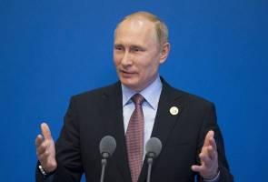 Vladimir Putin tidak miliki telefon pintar
