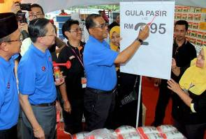 BN Johor tumpu rampas kembali kerusi Parlimen tewas pada PRU-13