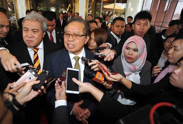 Sarawak masih berunding dengan Petronas mengenai kenaikan royalti minyak