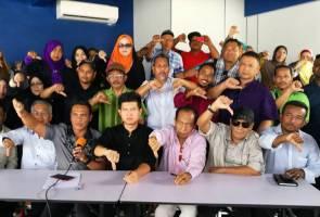 Lapan ketua bahagian PPBM di Perak keluar parti bersama 1,000 pengikut