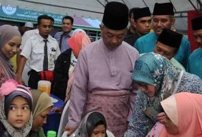 Tengku Abdullah ulang ingatan jangan guna masjid untuk politik