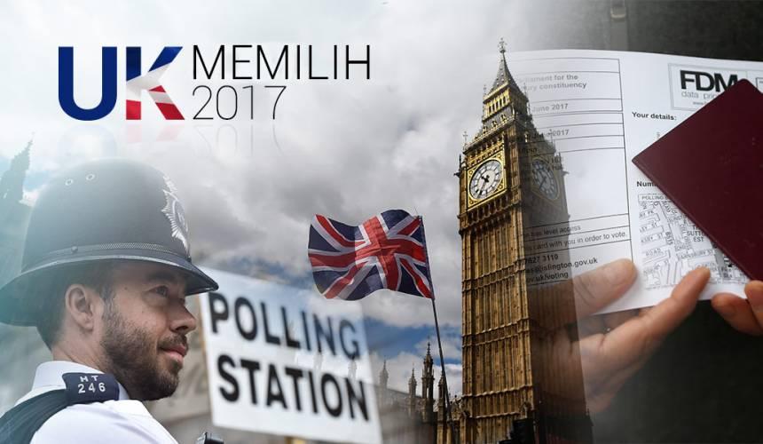 Penduduk United Kingdom memilih dalam pilihan raya pertama sejak pengunduran bekas perdana menteri David Cameron pada 13 Julai 2016.