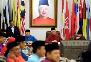Malaysia has to face new challenge of geopolitics - Najib