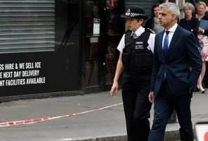 London will not be cowed by militants, police chief says