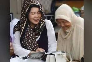 Back to school - Indonesia's elderly Muslims brush up on their faith