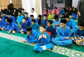 Meskipun tiada tetamu kehormat, anak yatim, asnaf dirai ibarat VIP