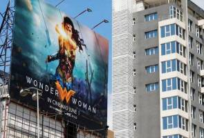 lebanon bans wonder woman heres why astro awani