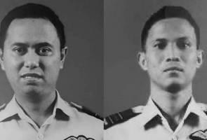 Jenazah dua juruterbang TUDM dibawa ke HTAA untuk bedah siasat