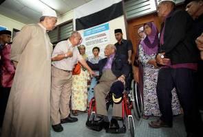 Sultan Pahang zahir rasa dukacita nahas pesawat Hawk 108