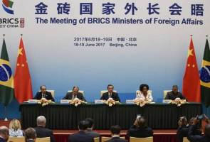 Iklim dan perdagangan dunia jadi tumpuan sidang BRICS