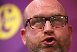 UKIP says won't suspend election campaigning after London attack