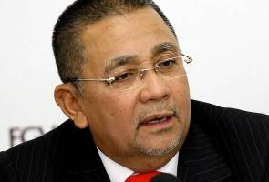 Isa Samad no longer FGV chairman