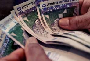 Ringgit ditutup tinggi berbanding dolar US 2