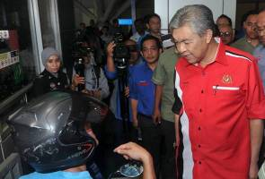 M-Bike lanes reduce congestion at Malaysia-Singapore entry checkpoints