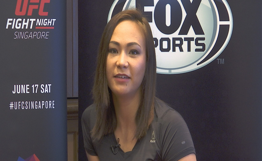 Waterson is currently ranked number 7 in the UFC straw weight division, and a former Invicta FC atomweight champion.