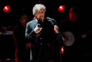 Bob Dylan accused of borrowing some of Nobel lecture from study guide
