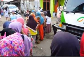 Indonesia food truck brings iftar to the fasting