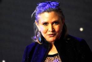 Actress Carrie Fisher died of sleep apnea, other factors - coroner