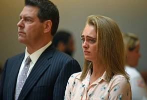 Michelle Carter, who urged her boyfriend to commit suicide, found guilty in his death