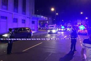 Several injured in London after reports of vehicle ramming pedestrians - police