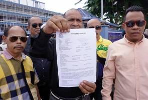 Act against four individuals behind DoJ lawsuit - Suara