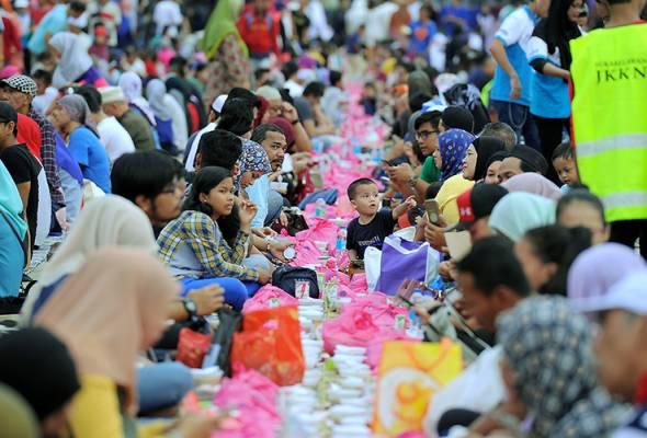 Iftar@KL kembali meriahkan Dataran Merdeka