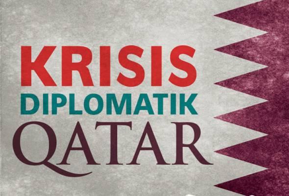 Negara Teluk itu menuduh Qatar menyokong kumpulan militan di rantau berkenaan.