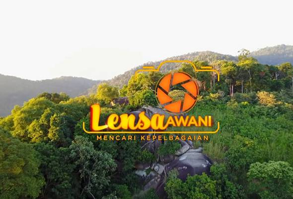 Lensa AWANI: Bukit Batu Putih - beauty at its peak