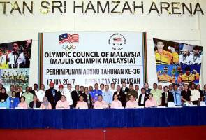 OCM requests zero-rated GST for sports sponsorships
