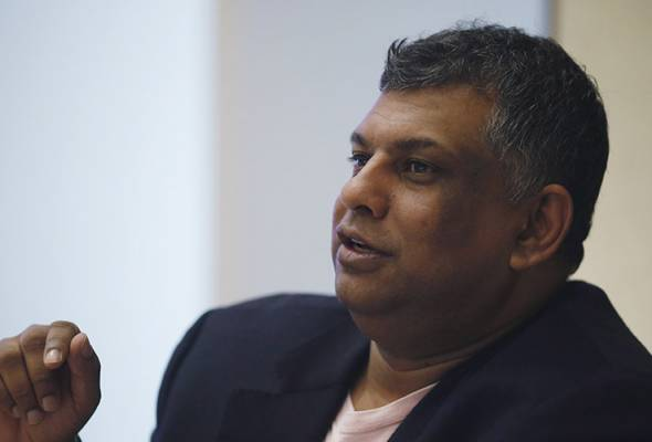 Tony Fernandes says the route was the start of the next phase of AirAsia's commitment to Davao.