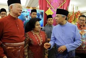 Kawalan keselamatan negara terletak di tangan rakyat - PM Najib