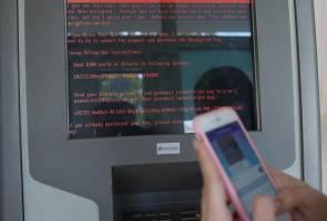 Tiada laporan serangan ransomware NotPetya di Malaysia