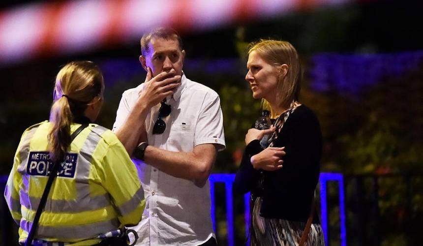 [LAPOR LANGSUNG] Tiga insiden serangan cetus panik di London
