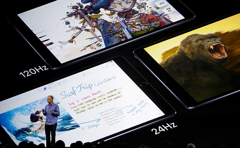 Apple bakal lancar iPad Pro dengan paparan berukuran 10.5 inci dan 12.9 inci