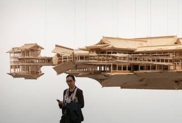 Karya seni Asia Tenggara di Venice
