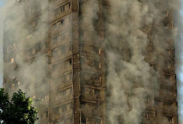 Keluarga Malaysia tawar penginapan untuk mangsa kebakaran London