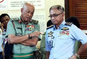 Nahas Hawk 108: Selesaikan pencarian sebelum Syawal - Panglima Angkatan Tentera
