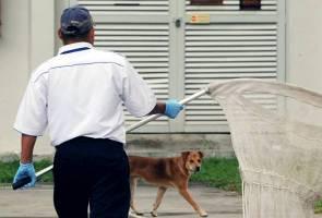 Mangsa keempat jangkitan rabies meninggal dunia
