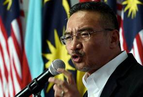 Why investigate Mahathir only after winning elections? - Hishammuddin