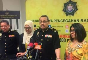 Pulau Pinang, Selangor, Kelantan belum cukup komited - SPRM