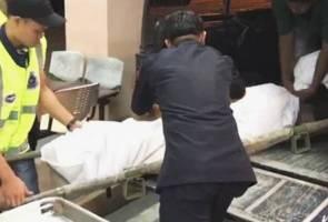 Pilu lihat bapa angkat jasad Nur Damia mangsa lemas