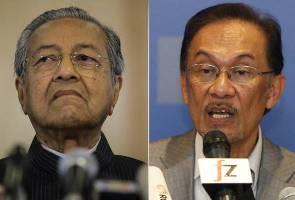 Gabungan Tun Mahathir-Anwar kerana kuasa - Presiden Mubarak